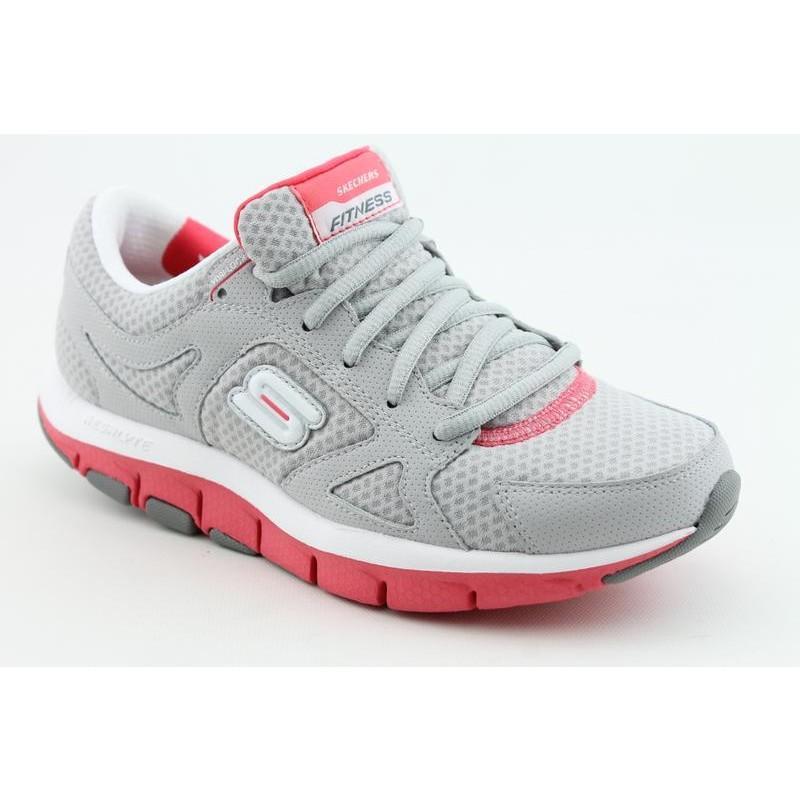 Skechers Shape-Ups Women's Liv-Fearless Grays Casual Shoes