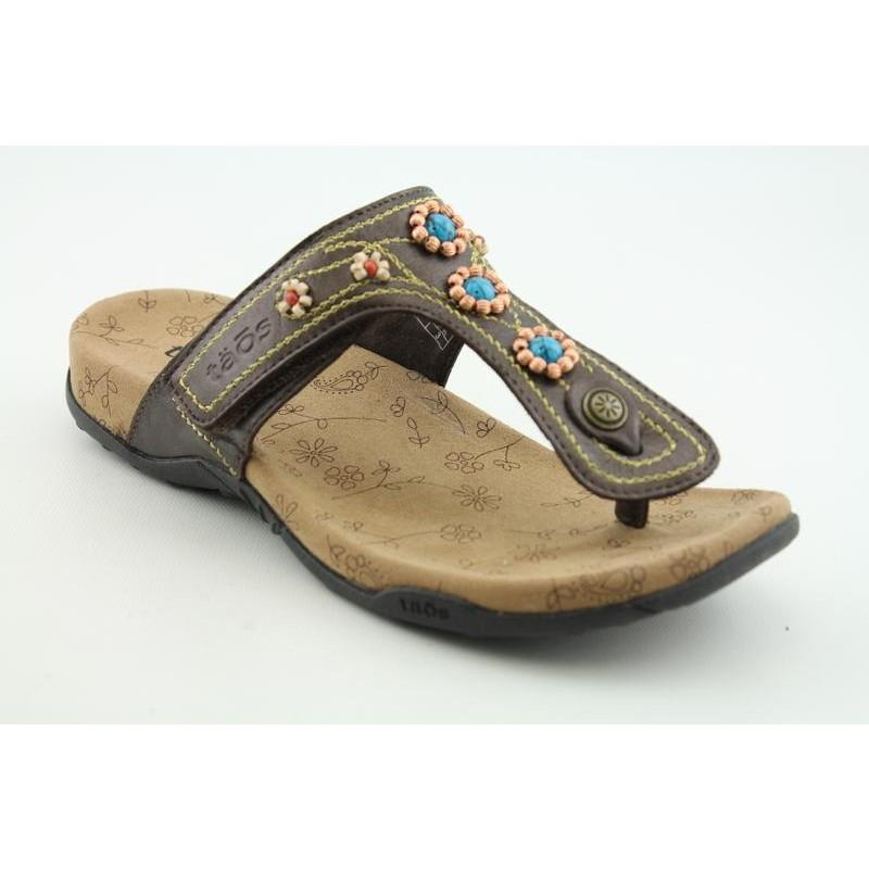 Taos Women's Scout Brown Sandals