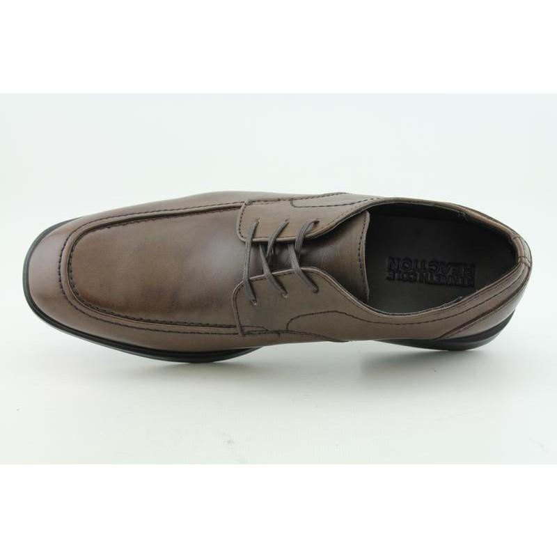 Kenneth Cole Reaction Men's Be Our Guest Brown Dress Shoes