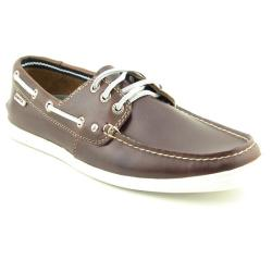 NAUTICA Men's Hyannis Brown Casual