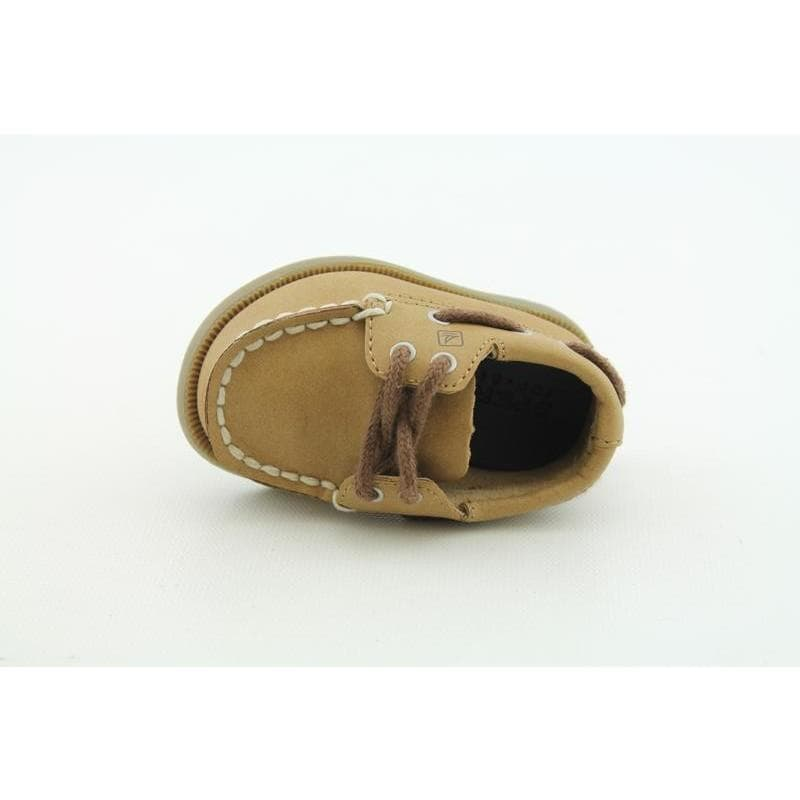 Sperry Top Sider Infant's A/O Crib Brown Casual Shoes