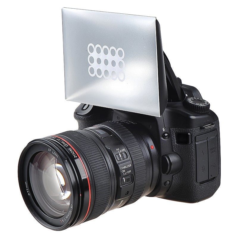Inside Flash Diffuser for Canon/ Nikon/ Pentax Cameras