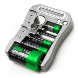 Green Solutions Universal Battery Tester