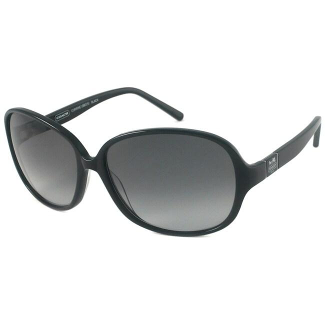 Coach Corrine Women's Rectangular Sunglasses