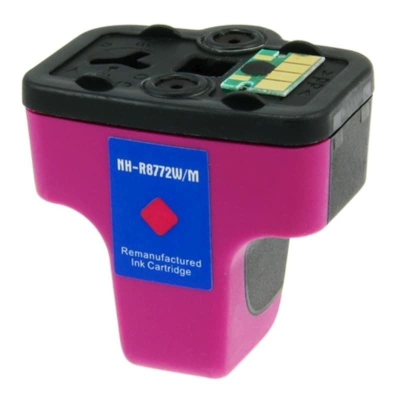 HP 02/ C8772WN Magenta Ink Cartridge (Remanufactured)