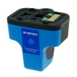HP 02/ C8771WN Cyan Ink Cartridge (Remanufactured)