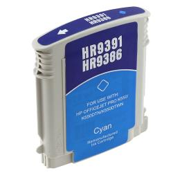 HP 88XL/ C9391AN/ C9386AN Cyan Ink Cartridge (Remanufactured)