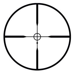 Redfield Revolution 3-9x40mm Accu-Range Reticle Riflescope