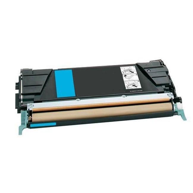Lexmark X534 Cyan Compatible Toner Cartridge