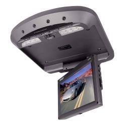 "Pyle PLRD95 Car DVD Player - 9.5"" LCD Display - 16:9 - 640 x 234 - Ro"