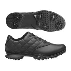 Adidas Women's Driver Val Z Black Golf Shoes