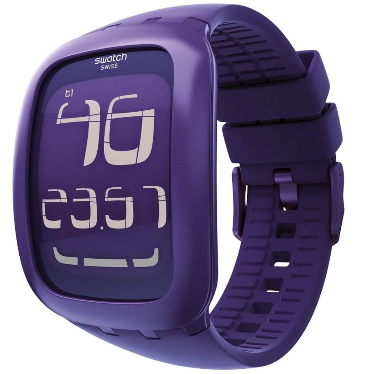 Swatch Men's Purple Watch
