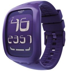 Swatch Men's Purple Watch