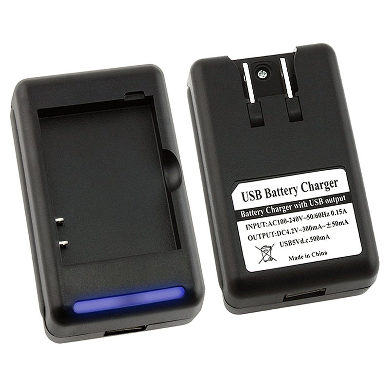 BasAcc Battery Charger for Blackberry Curve 8900/ Storm 9530