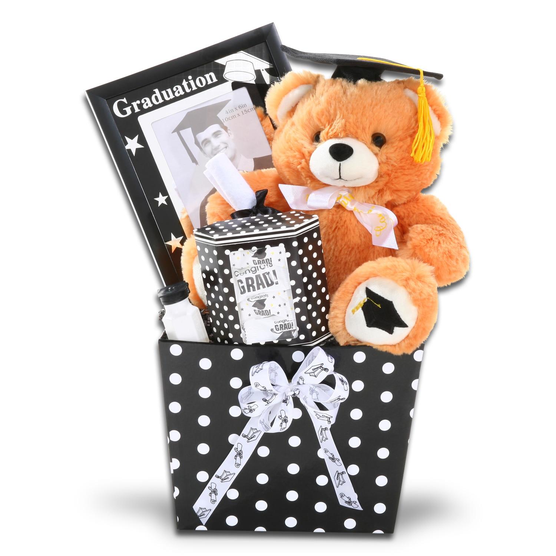 Alder Creek's Graduation Bear Gift Box