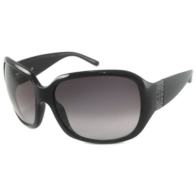 Givenchy Women's SGV696S Wrap Sunglasses
