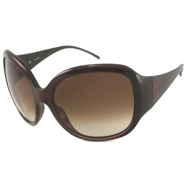 Givenchy Women's SGV723 Oversize Sunglasses