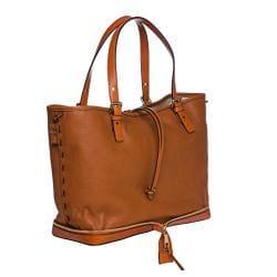 Chloe 'Ellen Moyen' Saddle Leather Tote Bag
