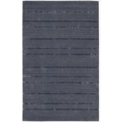 Nourison Calvin Klein Hand-tufted Grey Sahara Rug (7'9 x 10'10)