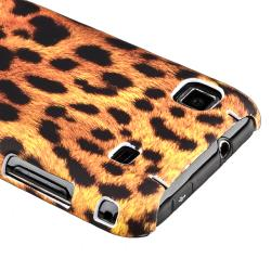 Golden Leopard Snap-on Case for Samsung Galaxy S i9000