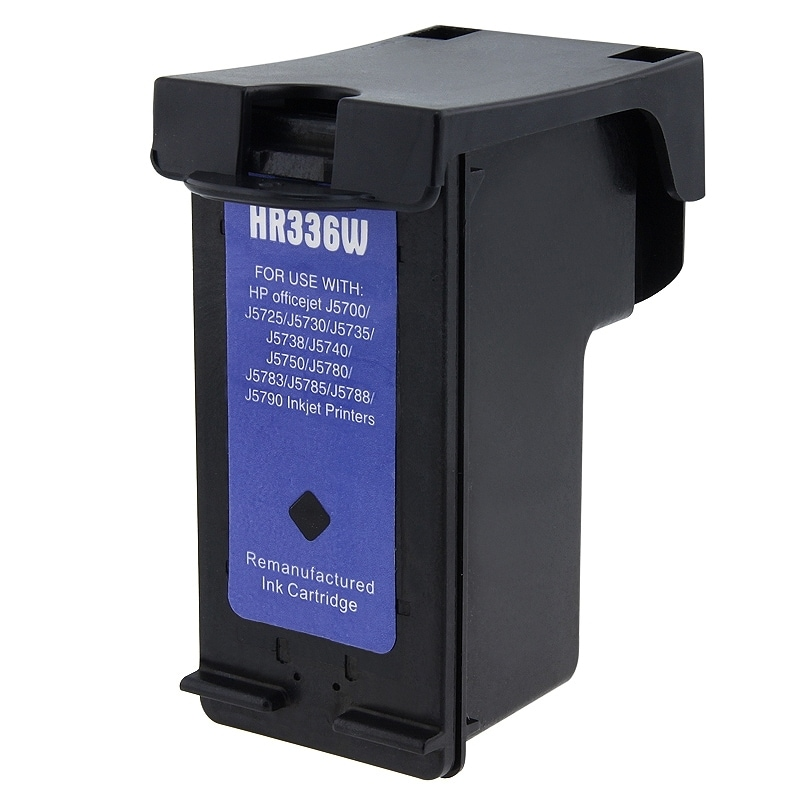 HP 74XL/ CB336WN Black Ink Cartridge (Remanufactured)