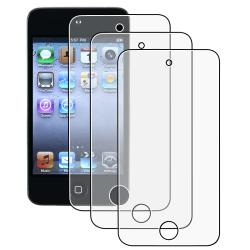 Anti-Glare Screen Protector for Apple iPod Touch Generation 4 (Pack of 3)