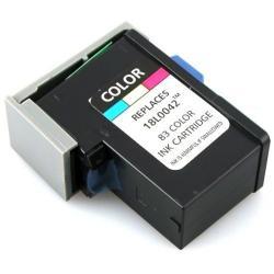 Lexmark 83/ 18L0042/ Dell 2/ 7Y745 Color Ink Cartridge (Remanufactured)
