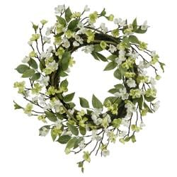 Blossom Branch 24-inch Wreath