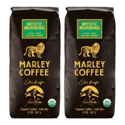 Marley Coffee Mystic Morning Ground Coffee (1 Pound)