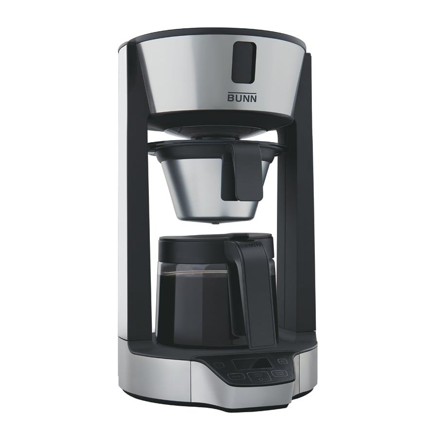 Bunn Coffee Maker High Altitude : Bunn HGD Phase Brew High Altitude 8-cup Home Brewer Coffee Maker - 14265330 - Overstock.com ...