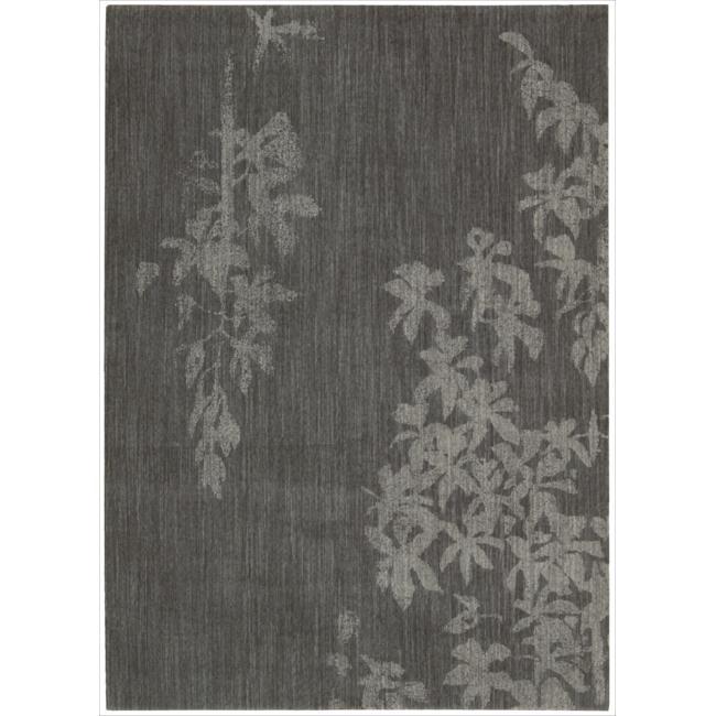 Nourison Home Metropolitan Grey Rug (3'6 x 5'6)
