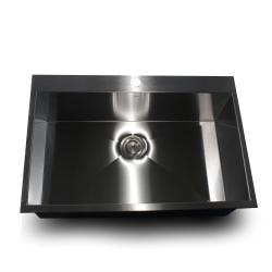 Pro-Series Stainless Steel Rectangle Drop-in Sink