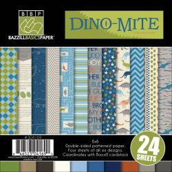 Dino-Mite Multi-Pack 6X6 inches
