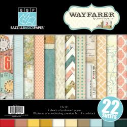 Wayfarer Multi-Pack 12X12 inches