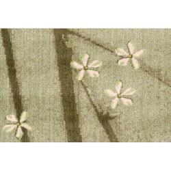 Nourison Home Woven Textures Mushroom Rug (3'6 x 5'6)
