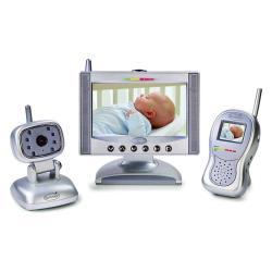 Summer Infant Complete Coverage Color Video Monitor Set