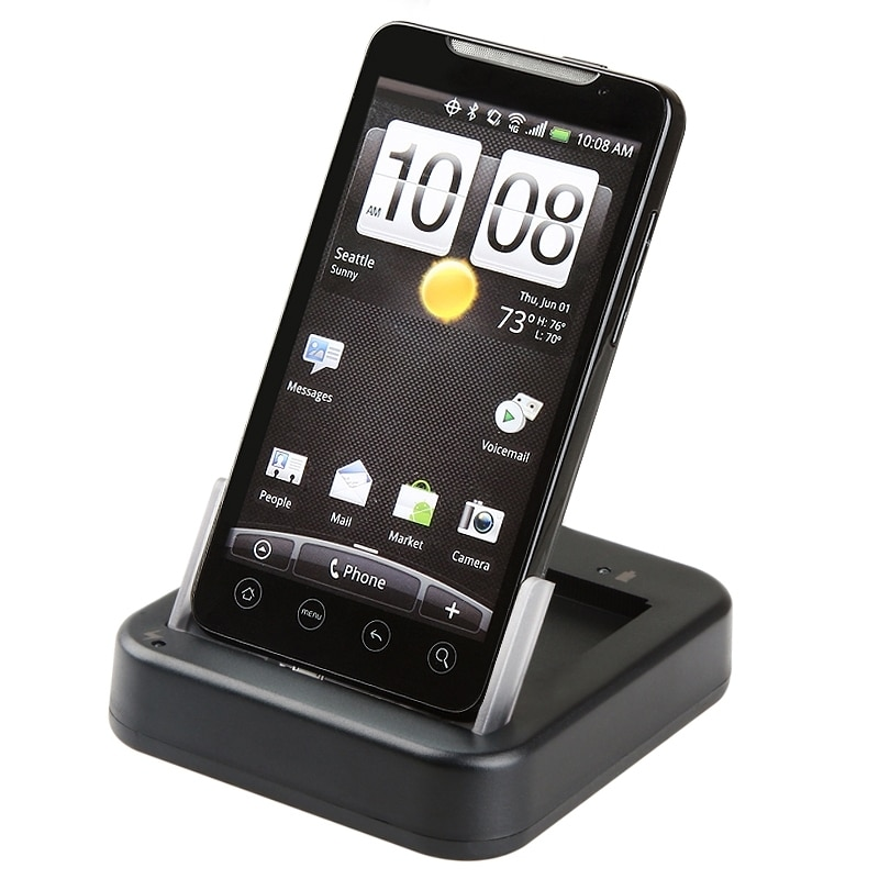 BasAcc Multi-function Cradle for HTC EVO 4G