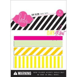 Neon Washi Tape (Pack of 4)