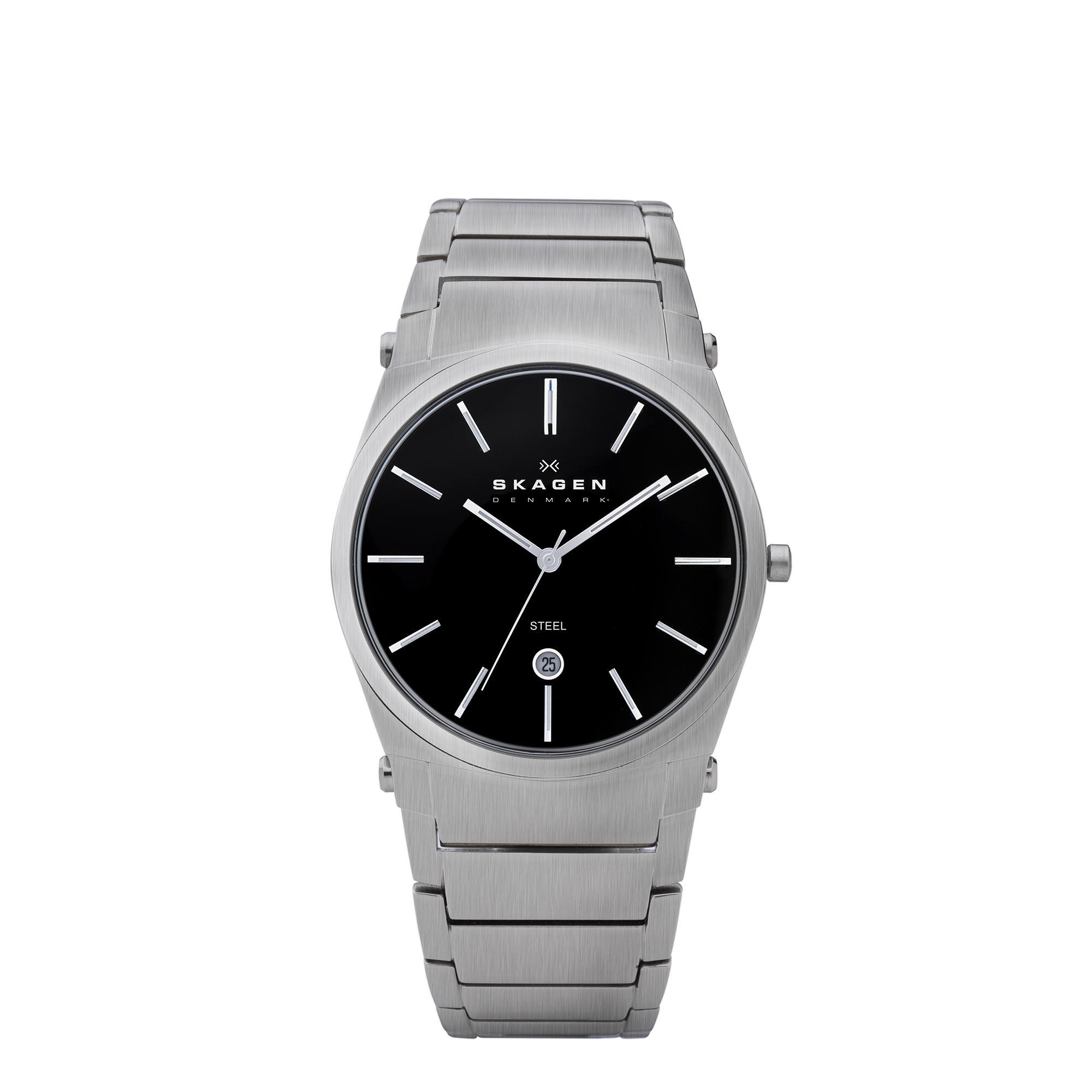 Skagen Men's Contemporary Stainless-Steel Watch