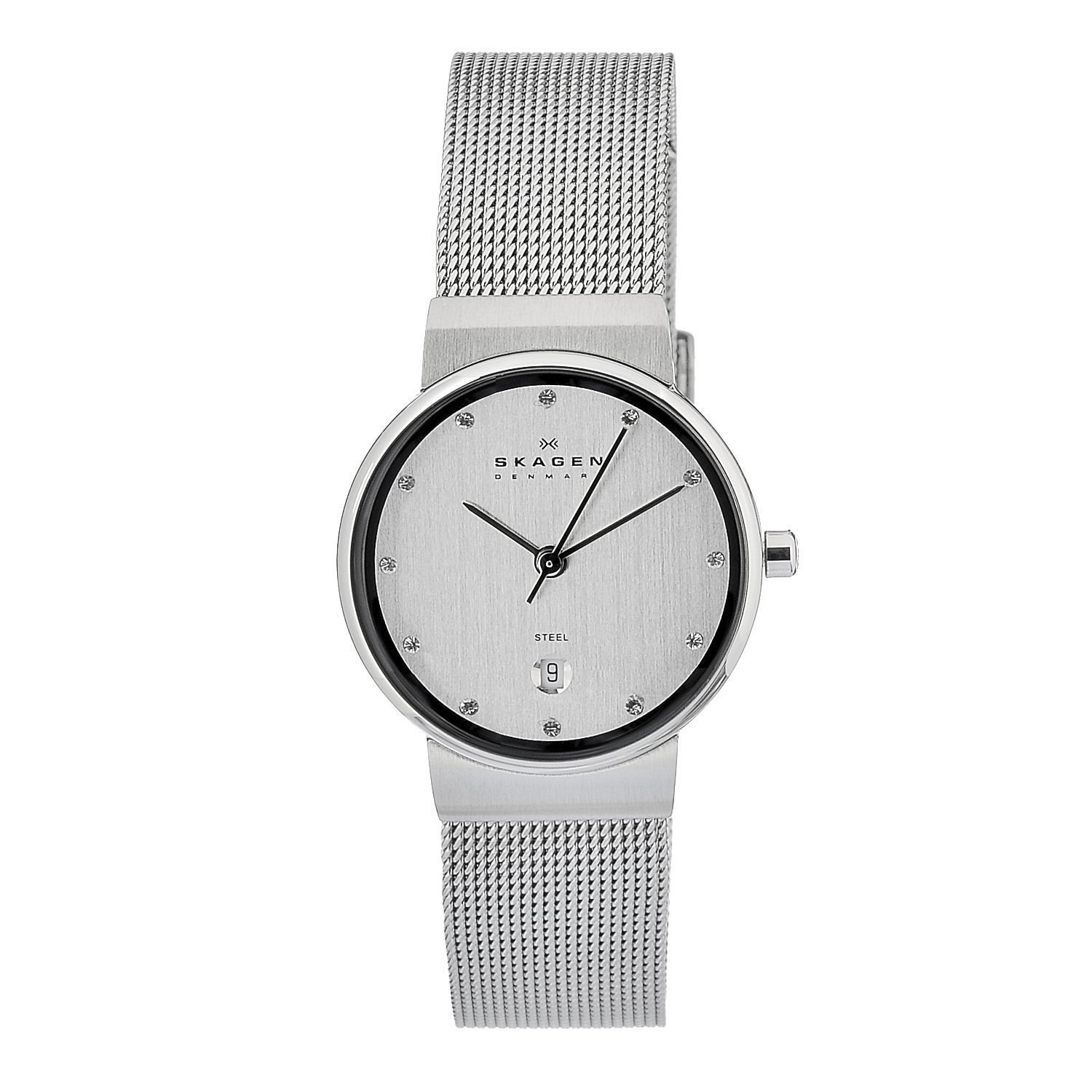 Skagen Women's Water-resistant Stainless Steel Quartz Watch