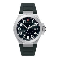 Victorinox Swiss Army Men's Convoy Black Dial Watch