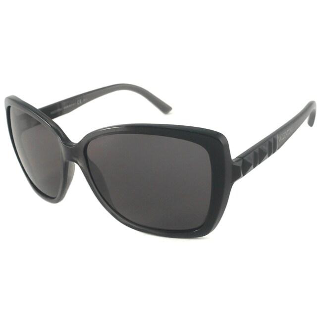 Valentino Women's VAL5741Oversize Rectangular Sunglasses