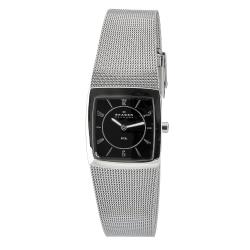 Skagen Women's Square Stainless Steel Watch