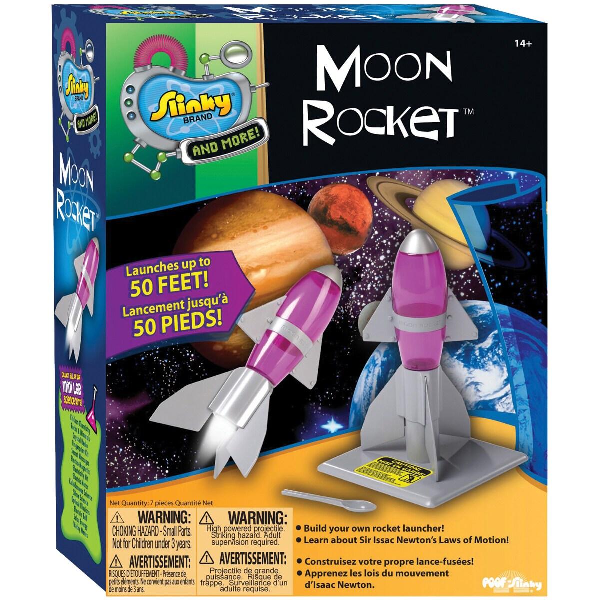 Moon Rocket Mini Lab Kit