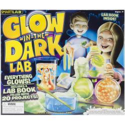 Glow In The Dark Lab Kit