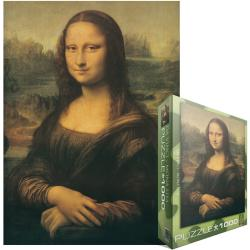 Jigsaw Puzzle 1000 Pieces -Da Vinci - Mona Lisa