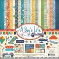A Boys Life Collection Kit 12&quot;X12&quot;