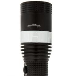 Gan Canyon 13-inch Heavy-Duty Cree Q3 LED Flashlight