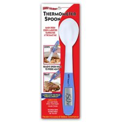 Handy Gourmet Spoon and Meat Thermometer