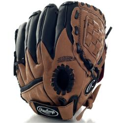Rawlings 10-inch Leather Right Hander Tee Ball Glove